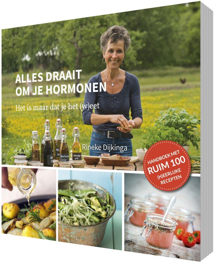 Rineke Dijkinga | Weten over (h)eerlijk eten - Rineke Dijkinga