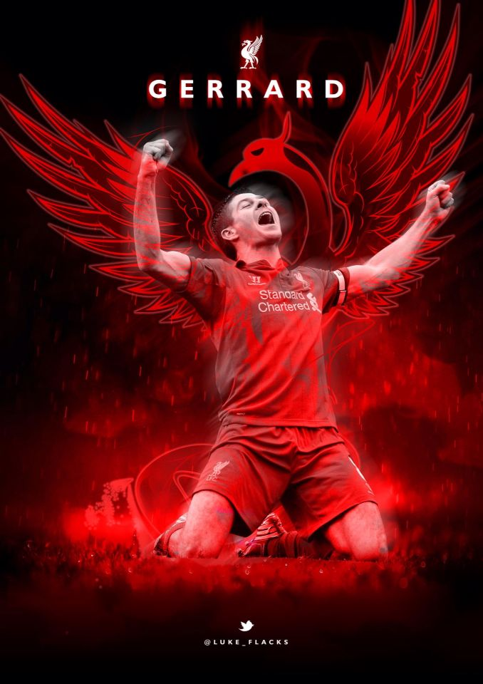 Steven Gerrard to leave Liverpool. #LFC