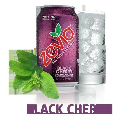 Zevia Black Cherry Get it today at Lassens! lassensloves.com | lassensloves.com