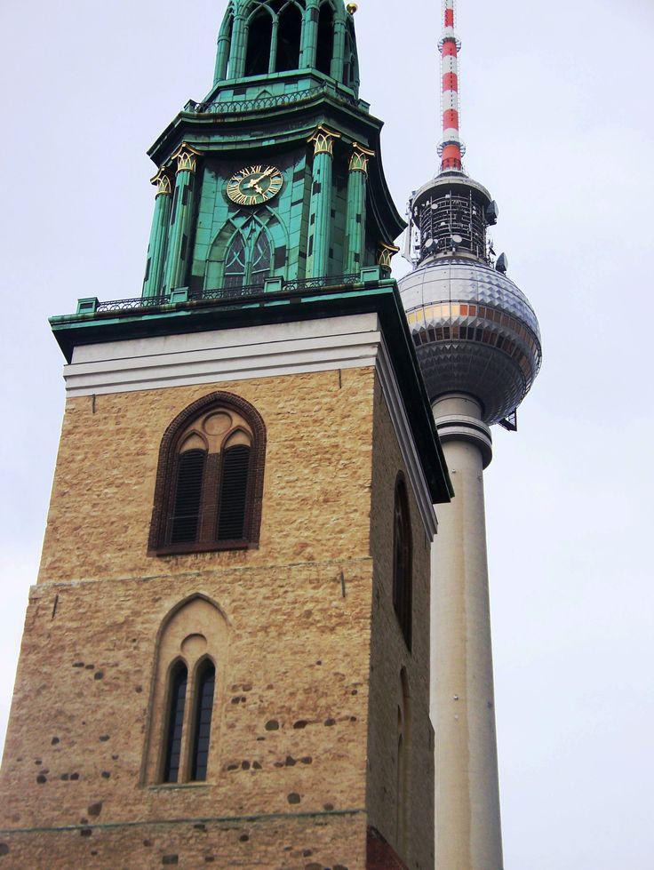 Berlino- Antico e moderno