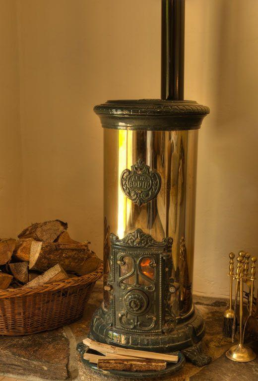 godin stove. gorgeous!