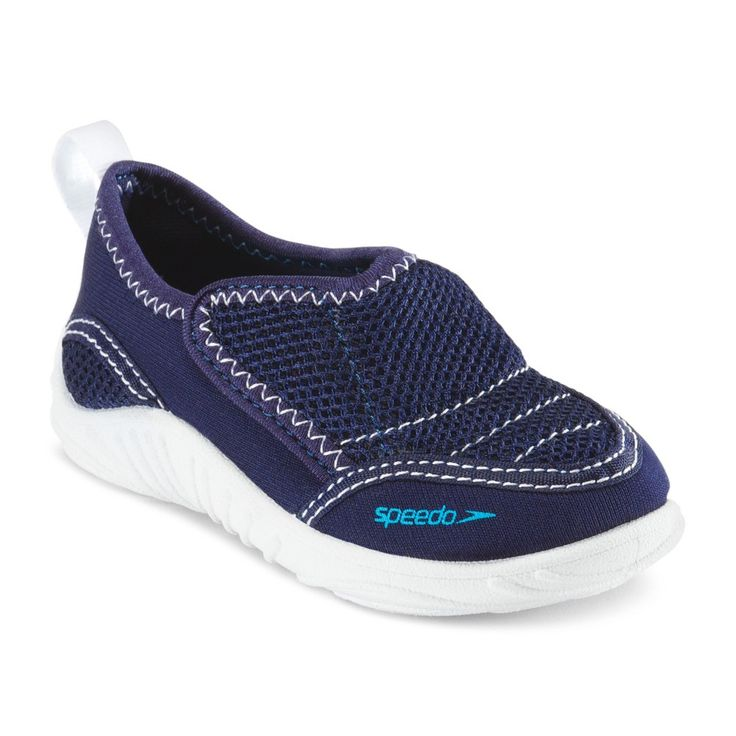 Speedo Boys' Toddler Surfwalker - Navy (Extra Large), Toddler Boy's, Blue