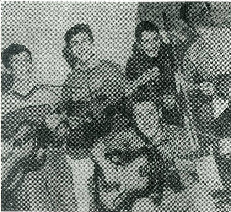 Roger Daltrey at age 14