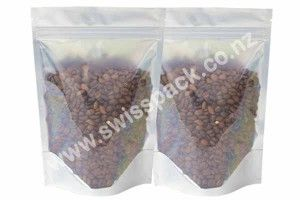 Coffee Bags-Stand up pouches. Visit http://www.swisspack.co.nz/stand-up-pouches/