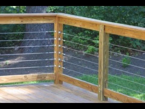 Cable Rail System | Cable Rail System Deck