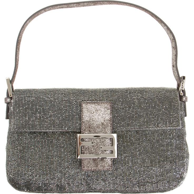Fendi - Beaded Baguette Bag