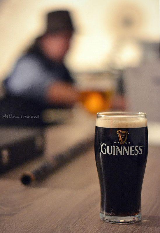 Irish Music Session Guinness © Helene Iracane #irish #guinness #beer #flickr #music