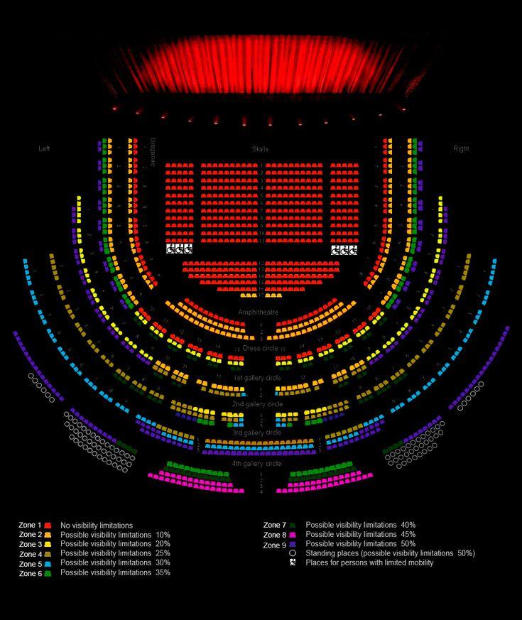 opera bastille seat map