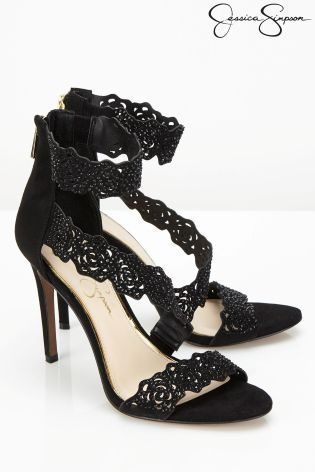 Buy Jessica Simpson Cutout Sandals online today at Next: United States of America