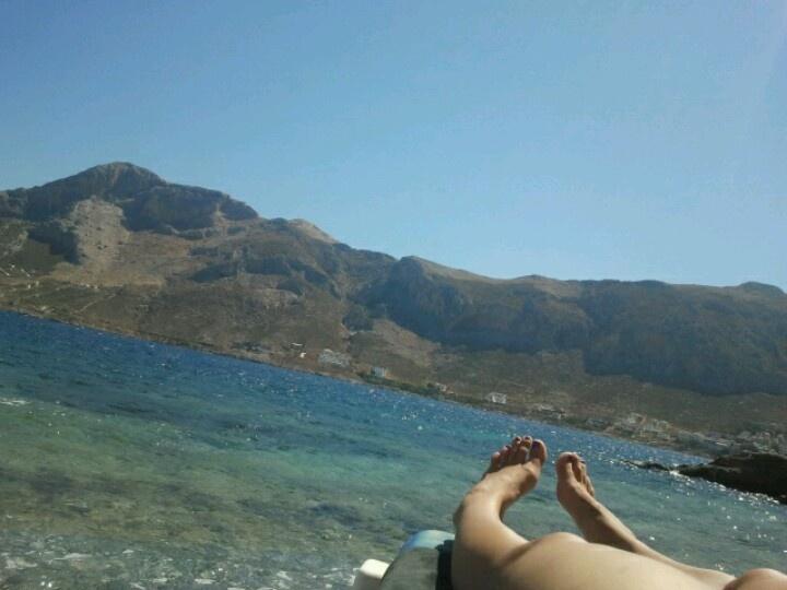 Potha Beach, Kalymnos