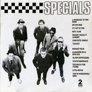 The Specials .... loved British Ska music