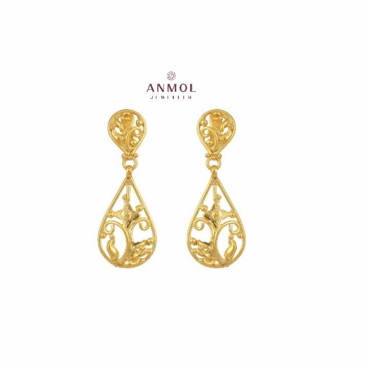 The Gold casting Earrings . PRODUCT LINK :  👇  http://anmoljeweller.com/product.php?pid=179  SHOP NOW :  Anmoljeweller.com    👈  #anmol_ jeweller #gold #diamonds #signity #bridetobe #blingbling #jewel #jewelry #latest #design #fashion #jewelryblogger #jotd #lavish #stylish #royal #cute #art #beautiful #engagementrings #ladiesjewelry #designerring #jewelrydesign #fashionjewelry #ringband #exclusive #finejewelry #whitegold #jewelrygram #forever
