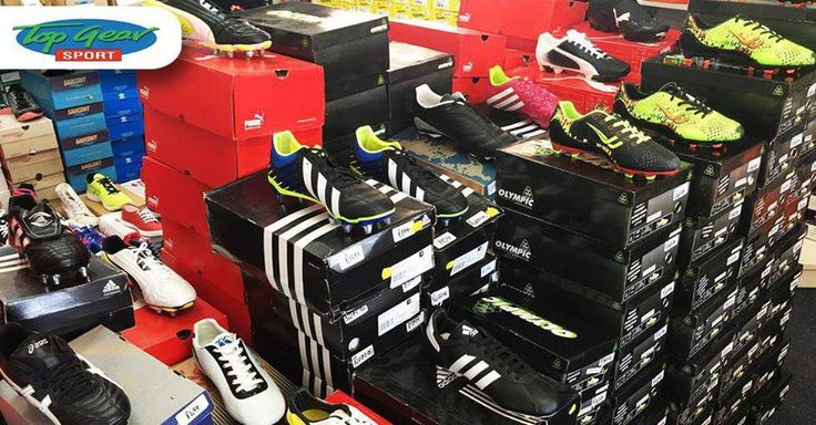 It's #Rugby season and we've got you sorted at #TopGearSports with huge savings on our massive variety of rugby boots in all colours and brands. #rugbyboots