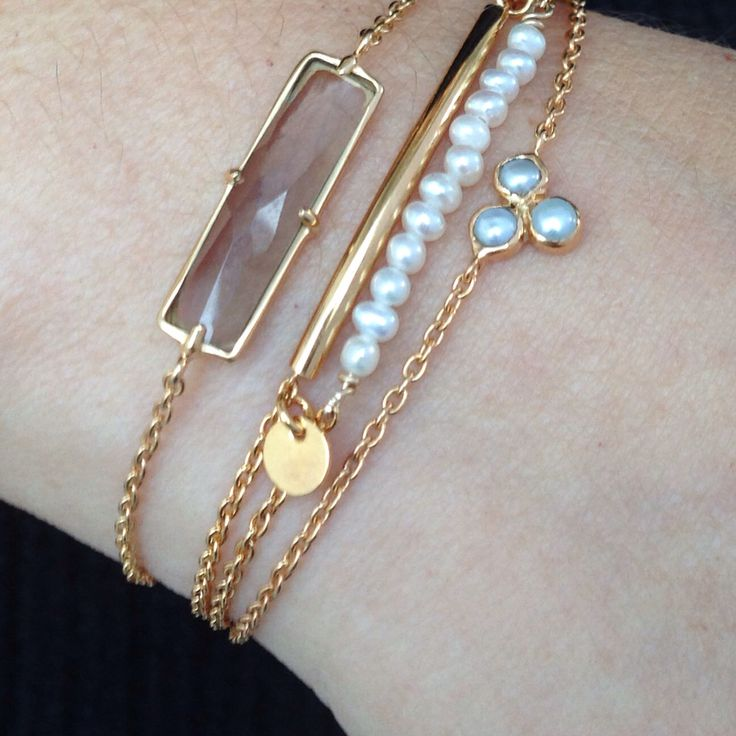 New season bracelets ss15