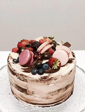 Svatební dorty, makronky | SLAVNOSTNÍ LASKOMINY