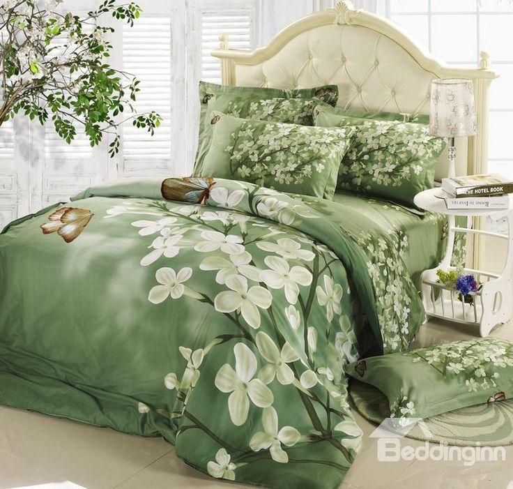 Black Bedroom Sets Queen Bed For Bedroom Bedroom Colour Ideas Dark Little Girl Bedroom Decor: 17 Best Ideas About Mint Green Bedding On Pinterest