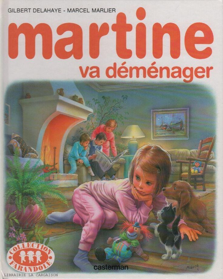 MARTINE. Tome 42 : Martine va déménager
