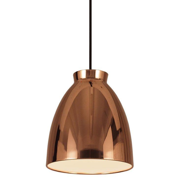 Discover the Dyberg Larsen I.DL Milano Copper Lamp - L at Amara