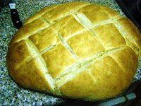 Receta Pan con suero de leche para La cocina de Leila