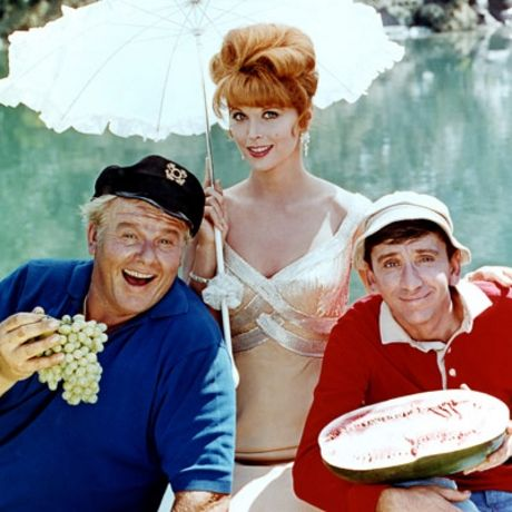 Gilligan's Island TV Show!  I was actually older when I saw Gilligans....But its still my favorite sit com....always will be..I loved it then, love it now...