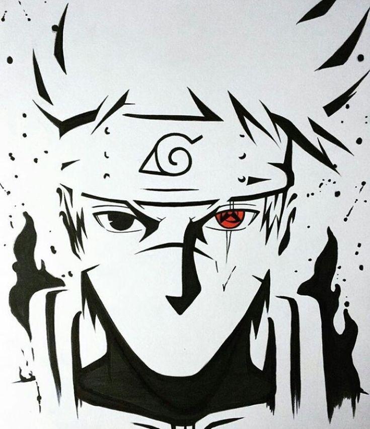 Hatake Kakashi (Copy Ninja)