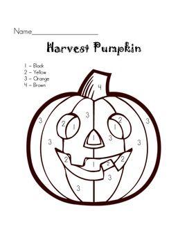 fall fun printables  mckay kitchen  pumpkin coloring