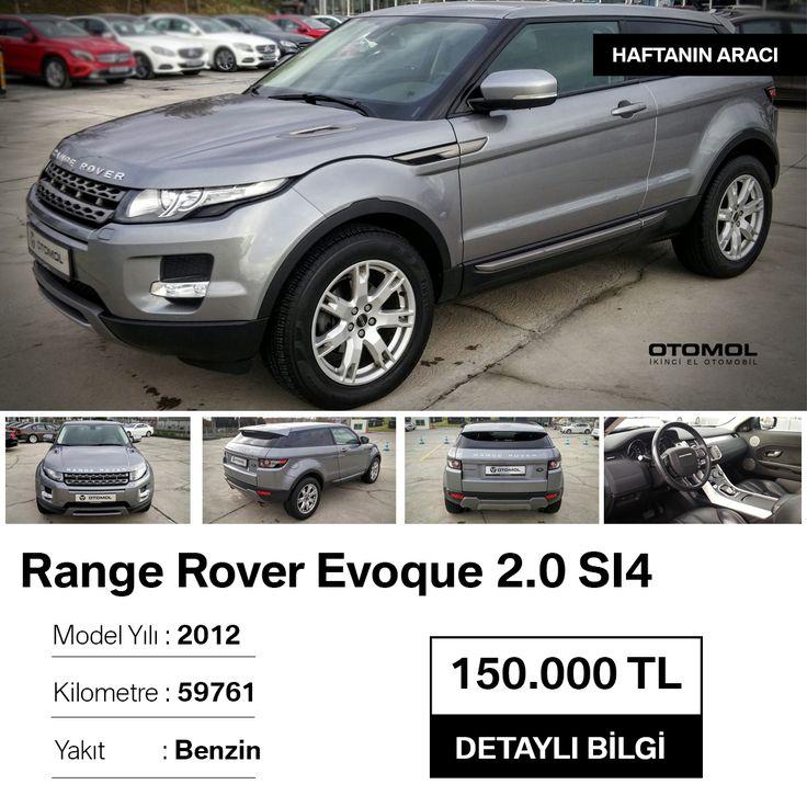 SUV sevenler için haftanın otomobili. Haftanın Otomobili : Range Rover Evoque 2.0 SI4