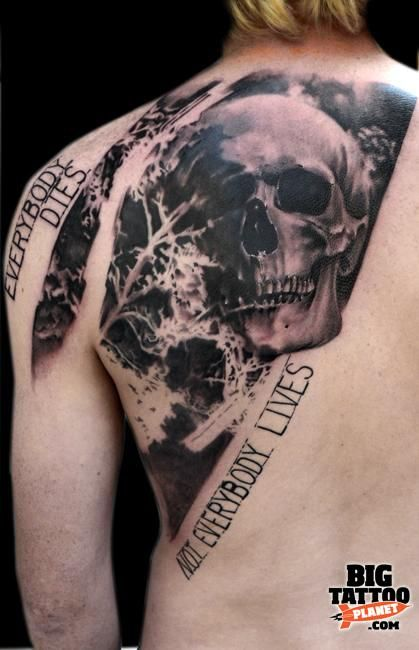 Volko merschky at buena vista tattoo club germany for Tattoos that represent new life