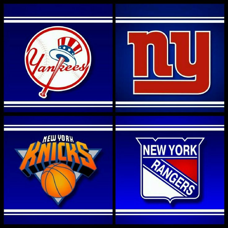 Pin by Keith Blackman on New York Sports Teams Sports
