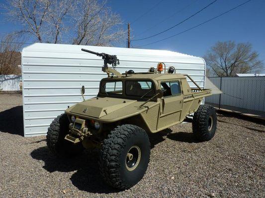 Scorpion MKIV Diesel