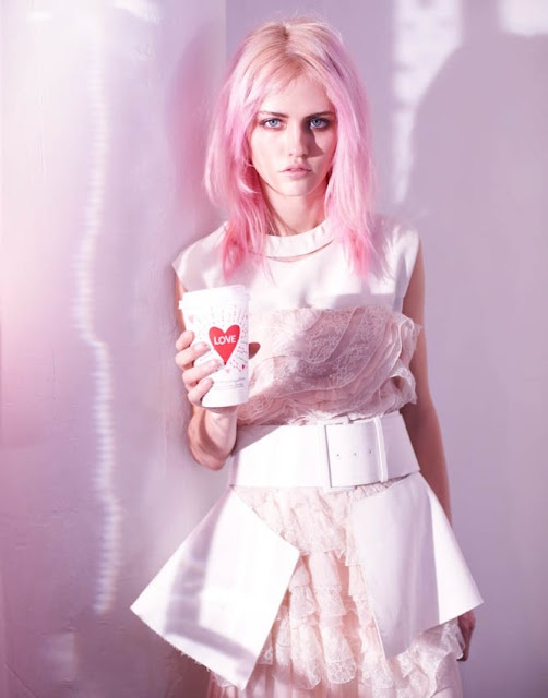 Manic Panic Cotton Candy (pink hair)