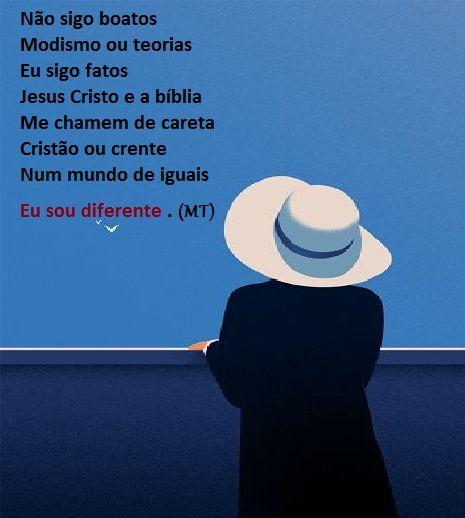 Canções - Sou diferente -Marcela Tais