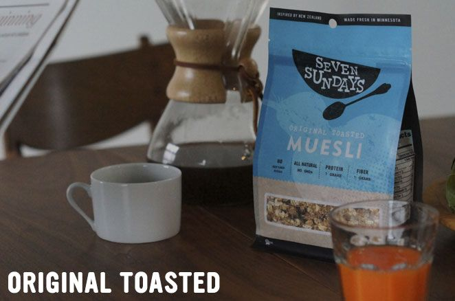 Our Muesli | Seven Sundays