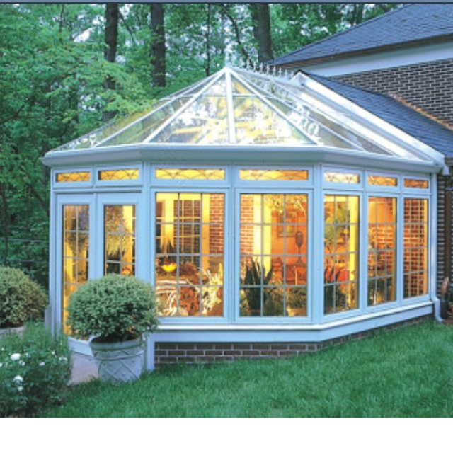 1000 images about house beautiful sunrooms on pinterest for Solarium room additions