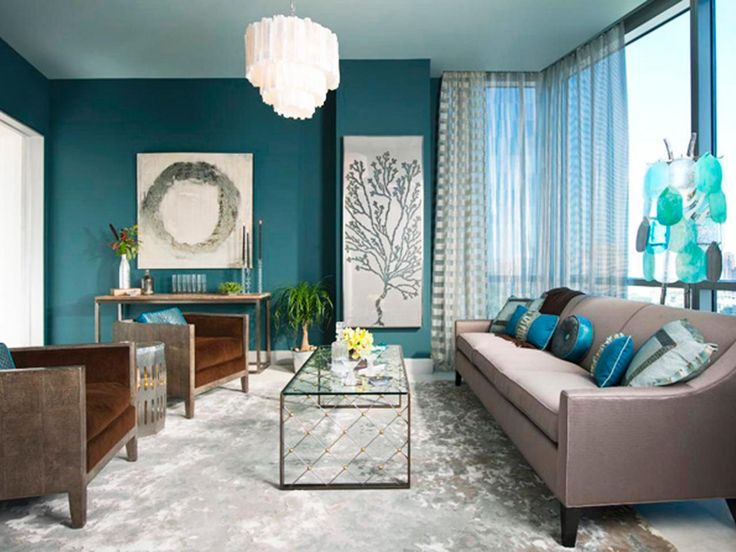 Aqua And Blue Living Rooms, Aqua Living Room Decorating Ideas. Aqua And  Blue Living Rooms.