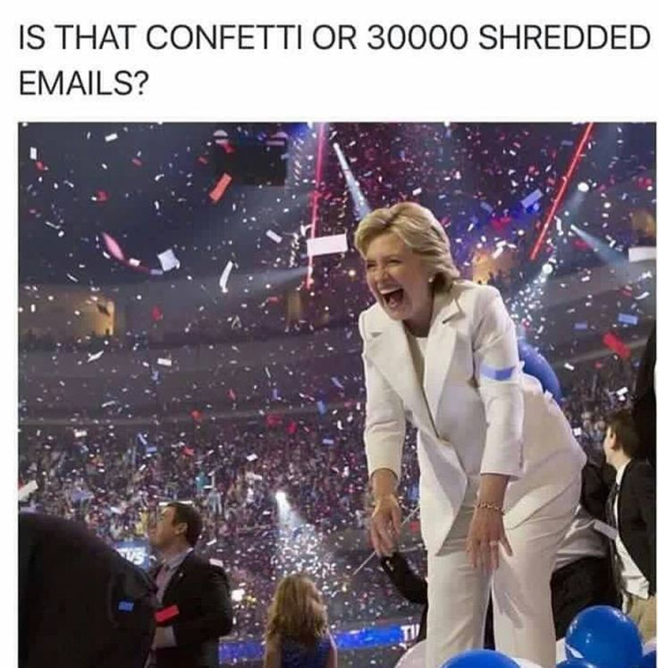 Crooked Hillary.....it is surely something she needs to hide!! lmao, oh how justified it would be to see her in handcuffs, like ANYONE else would absolutely be in, for FAR LESS crimes and corruption!