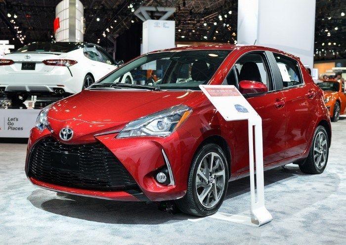 2020 Toyota Yaris Liftback Rumors Release Date Price