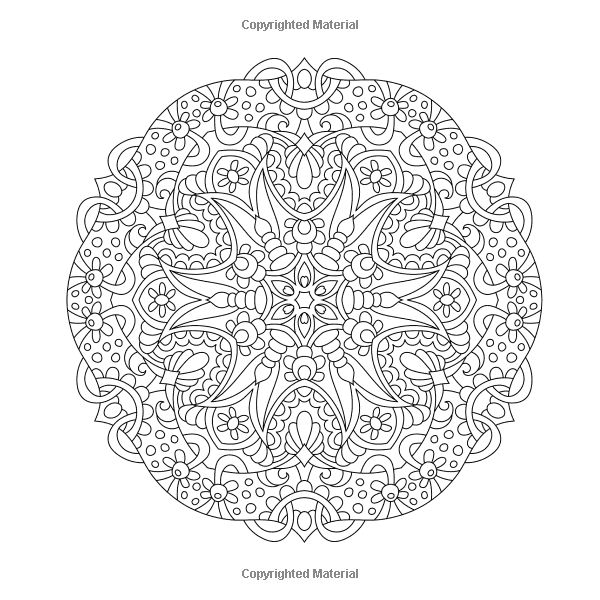 111 best CoLoRinG PageSMandalas images on Pinterest Dover