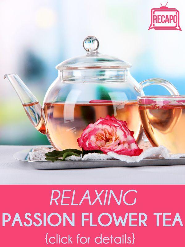 25+ best ideas about Flower Tea on Pinterest