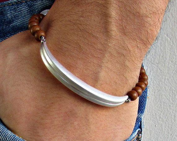 Mens Womens Gemstone Bracelet Unisex Bead Bracelet Gift by GUSFREE