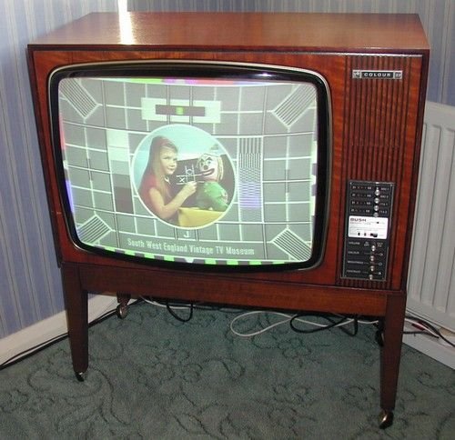 481 Best Old Televisions Images On Pinterest Vintage Tv