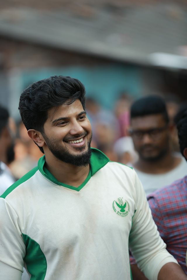 It's finally here you guys !!! #Parava hits screens today !! I cannot wait for the reactions once you all watch it  ! This is gonna be something else !! Yeehaa ! So glad I got a small role in the film    #Dulquer