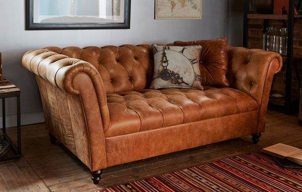 Quality leather sofas in a range of styles | DFS