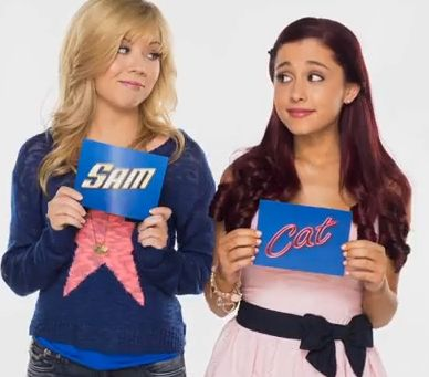 Sam & Cat is an okay show so far...