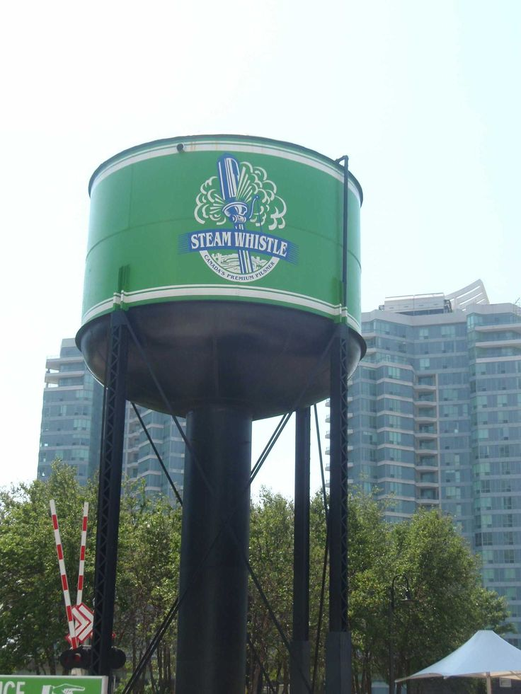The Steam Whistle brewery Toronto, Awesome tour even better beer!