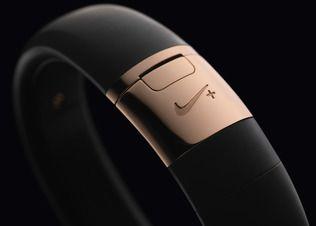 NIKE, Inc. - Limited Edition Rose Gold Nike+ FuelBand SE