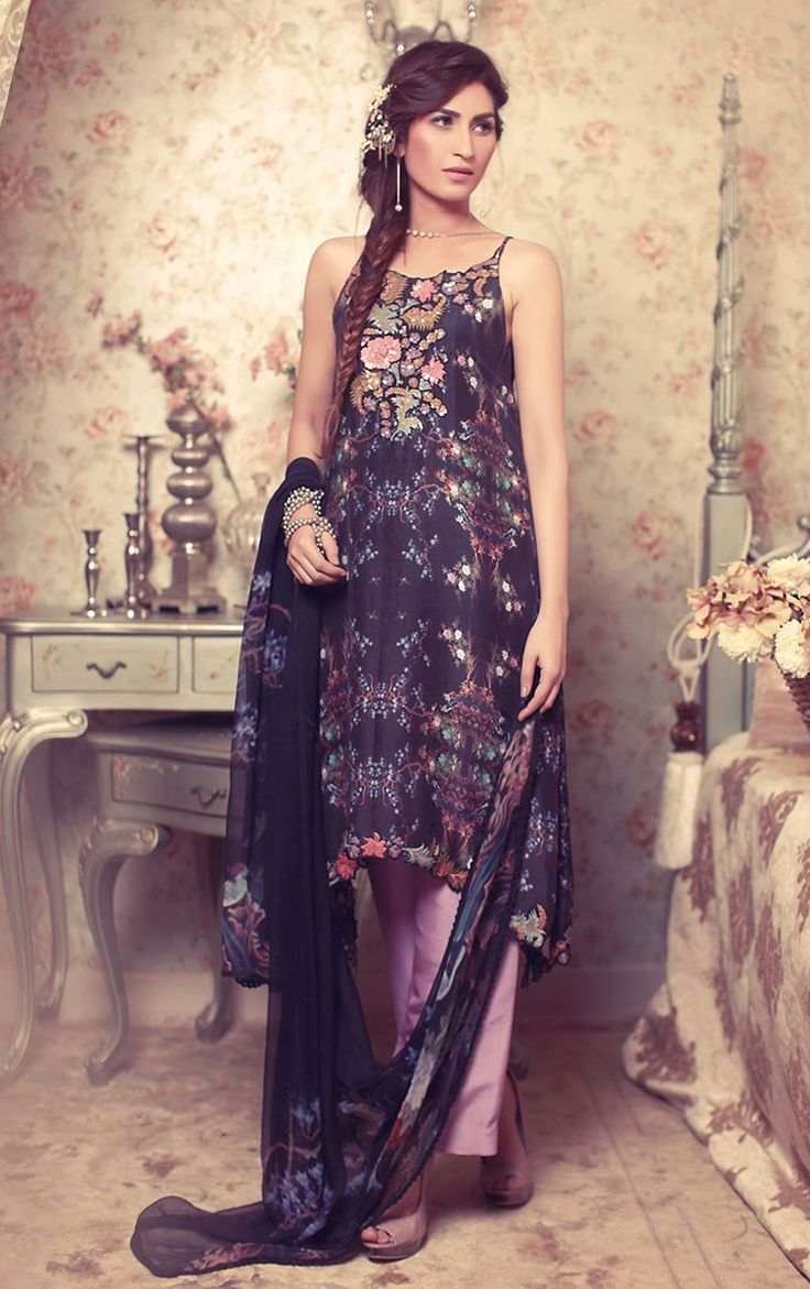70 best Designer Wear Tena Durrani Collection images on Pinterest ...
