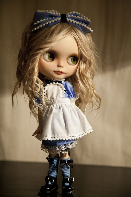 Blythe Alice version | Flickr - Photo Sharing!