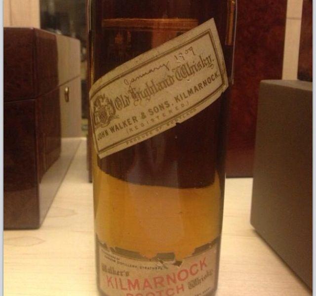 Johnnie Walker Old Highland Whisky Original