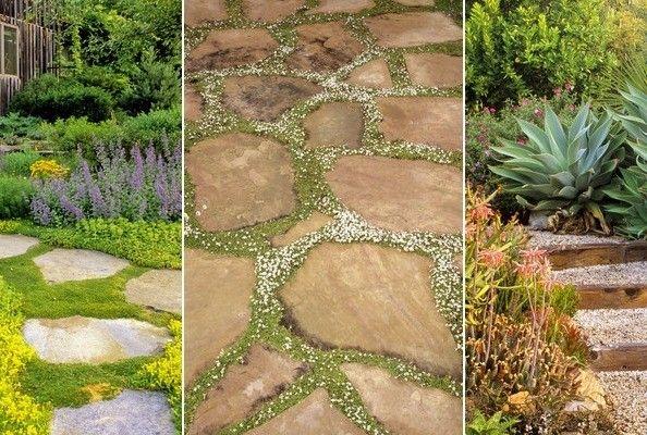 Five No-Mow, No-Fuss Lawn Alternatives - Design Inspiration - Lonny